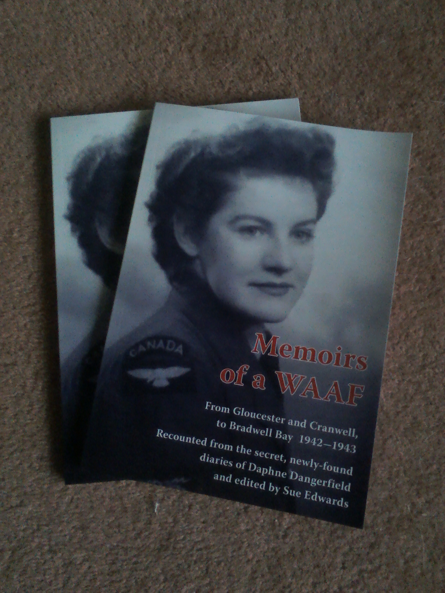 Memoirs of a WAAF, Daphne Dangerfield, available on Kindle