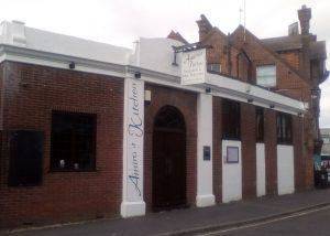 Amiras Kitchen restaurant, Uckfield