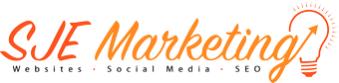 SJE Marketing logo, Uckfield