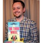 Uckfield Author Michael J Ritchie celebrates new book