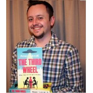 Uckfield Author Michael J Ritchie celebrates new book