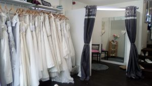 Wedding dresses, Cancer Research, Uckfield