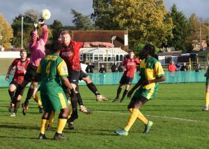 Football at AFC Uckfield Town
